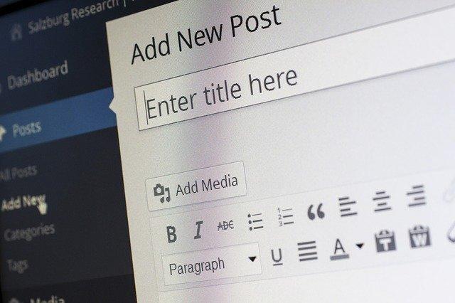 verschil blog en website